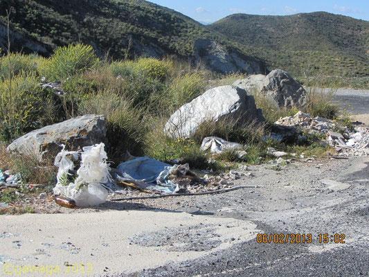 Naturschutzgebiet in Spanien