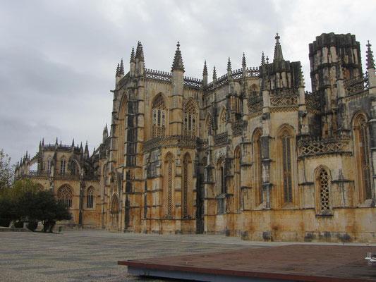 Mosteiro de Santa Maria da Vitoria in Batalha