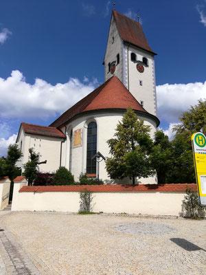 Kirche von Amtzell
