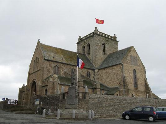 Kirche in Barfleur
