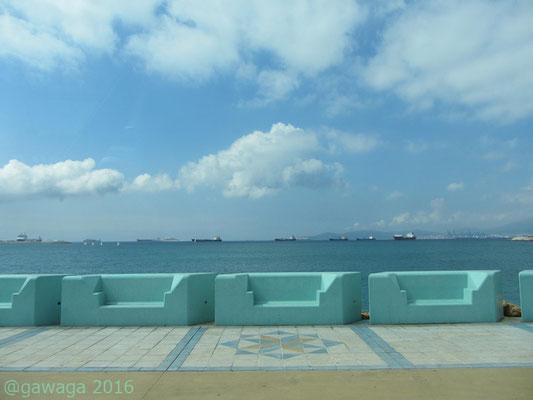 Hafen von Algeciras