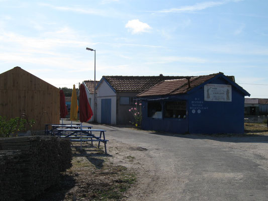 ein beschauliches Örtchen St.-Trojans-les-Bains