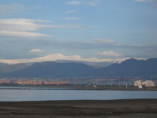 Blick in die Sierra Nevada