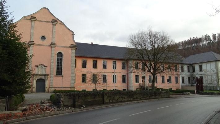 Kloster Bredelar - Außenansicht
