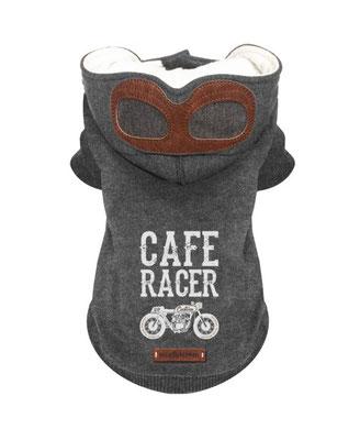 Milk&Pepper Hundepullover Cafe Racer