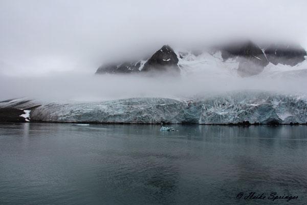 Smarienvagen-Gletschertour im Treibeis