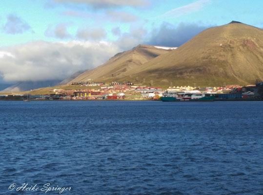 21.07.2016  21:57h  Gleich sind wir wieder in Longyerbyen - Das Ende einer wunderbaren Reise