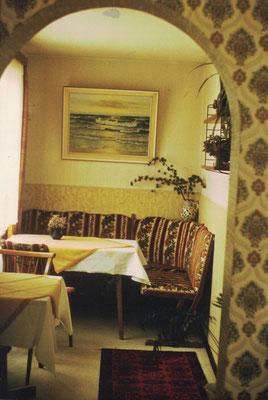 Frühstücksraum 1988
