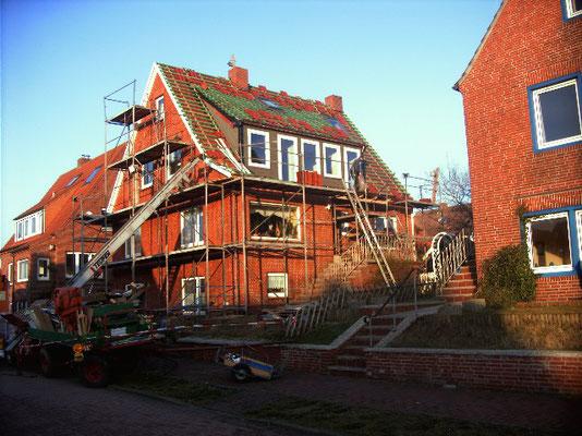 Umbau Balkon