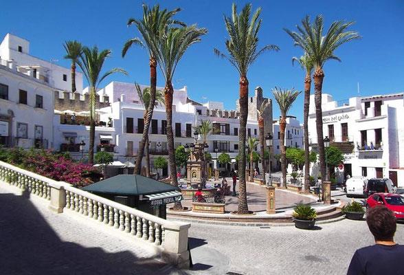 """... eines der schönsten """"Pueblos Blancos"""""""