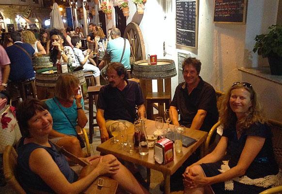 In der Altstadt von Conil de la Frontera - Juli 2014