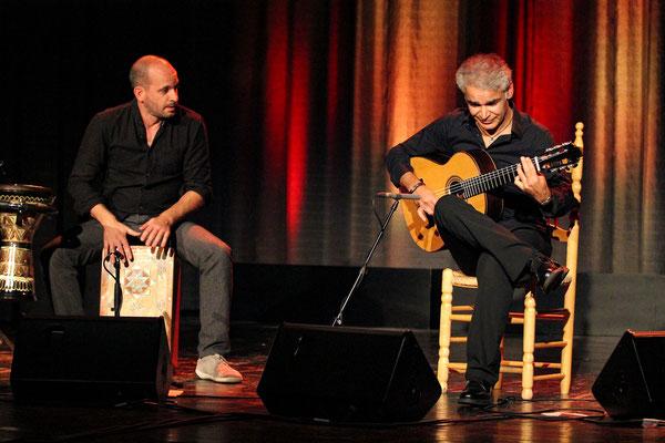 Marco Bussi & Bino Dola, live im September 2020