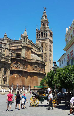 Ausflug nach Sevilla - La Giralda