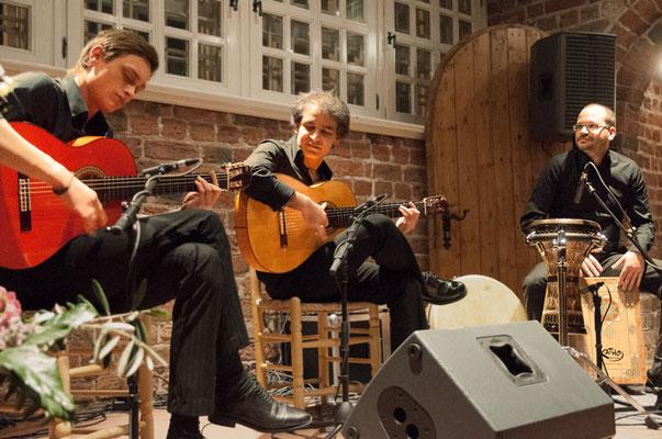 Bino Dola Trio, live in Buxtehude im Februar 2014