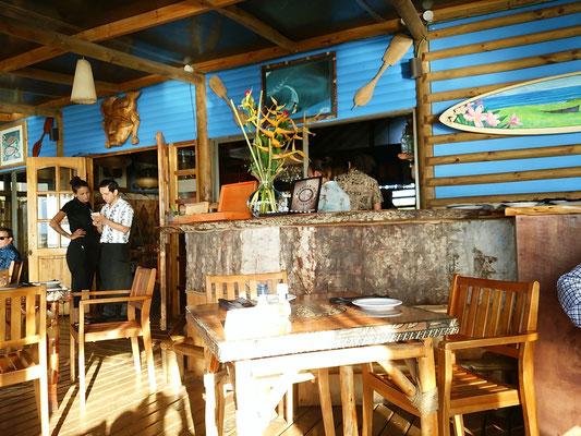 イースター島で人気のレストラン TE MOANA