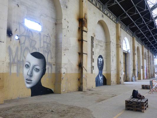 Ateliers des Capucins - Brest (France) juillet 2013 :