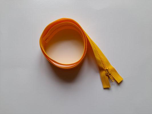 teilbar 80 cm - gelb