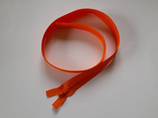 teilbar 80 cm - orange