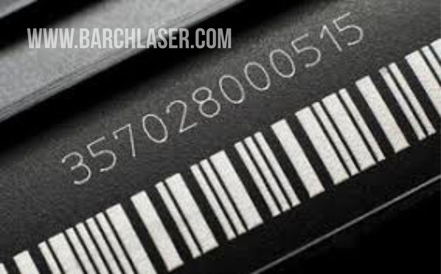 laser marking on anodize metals