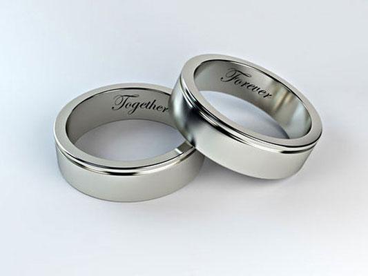 Laser Engraving for rings