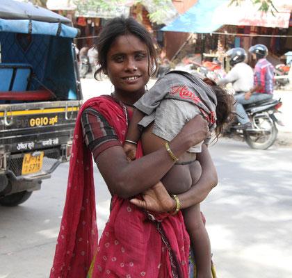2012 Indien - Armut