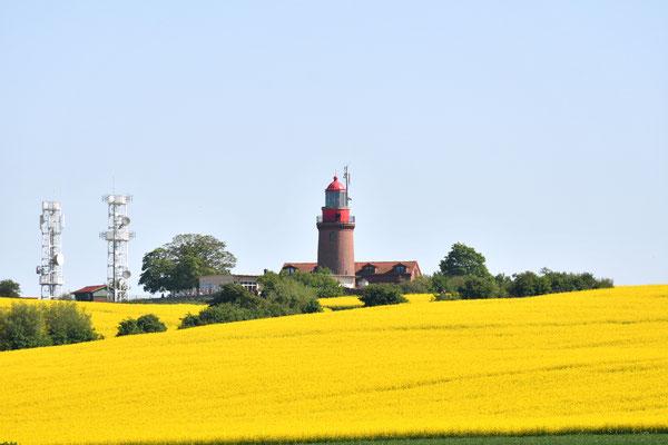 Leuchtturm in Basdorf