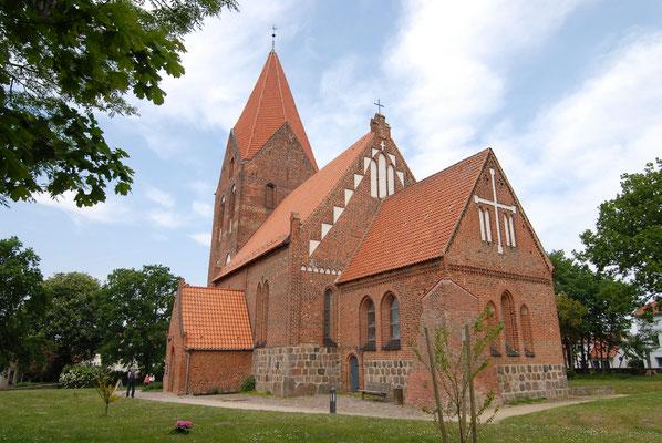 Die Kirche von Rerik