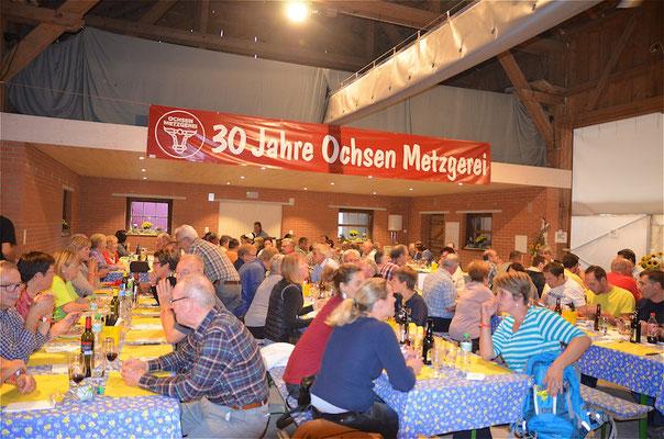 Metzger-Metzgete i dä Ochse-Schüür