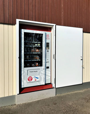 Verkaufsautomat