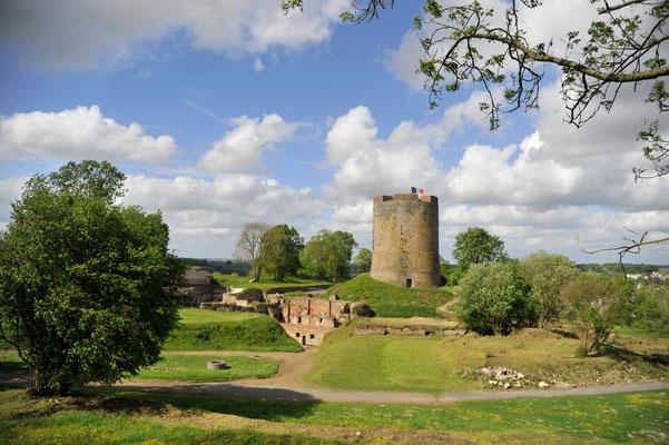 Chateau fort de Guise