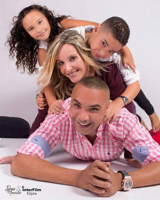 Sesión familia El Malki-Romero