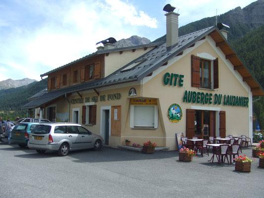 Auberge du Lauzannier 2007
