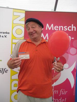 Detelf Schönauer , Kaberettist