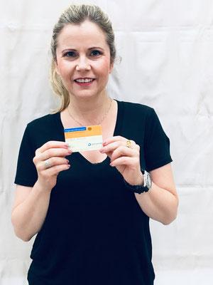 Michaela Schaffrath, Schauspielerin, Moderatorin und seit 2012 Schirmherrin der dsai e.V. - Patientenorganisation für angeborene Immundefekte
