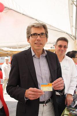 Ehemaliger Gesundheitsminister des Saarlandes,  Andreas Storm