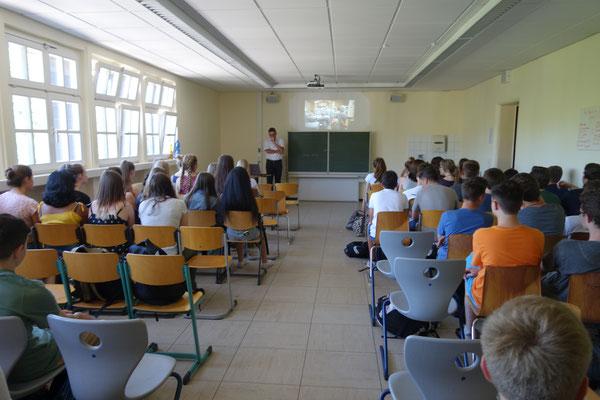 Johannes Kepler Gymnasium Lebach
