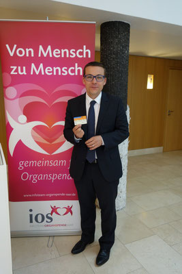 Ehemaliger Landtagsabgeordneter des Saarlandes, Roland Theis