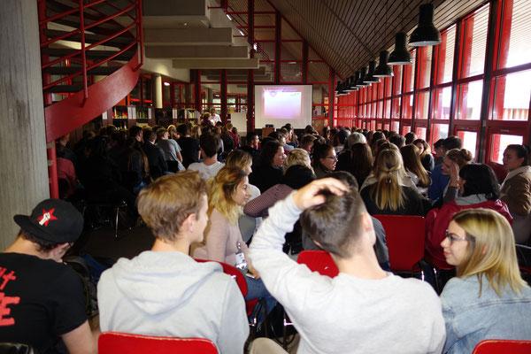 Willi Graf Gymnasium Saabrück