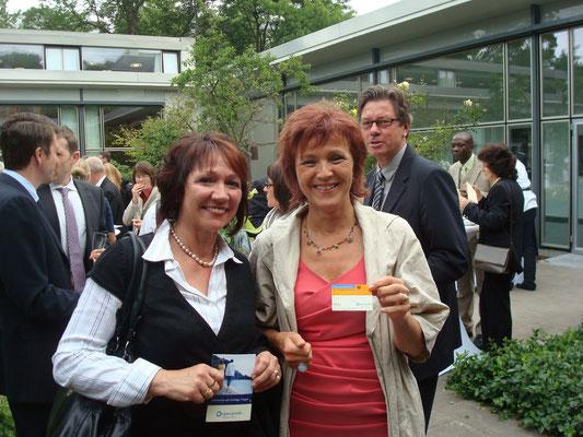 Oberbürgermeisterin der Landeshauptstadt Saarbrücken, Charlotte Britz