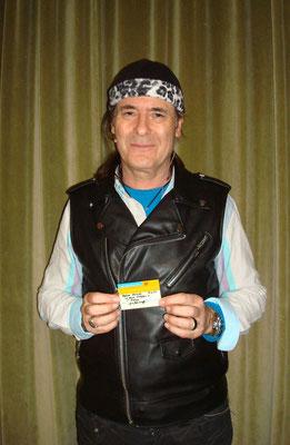 Marcel Adam, Sänger