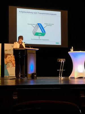 Anne-Bärbel Blaes-Eise, DSO