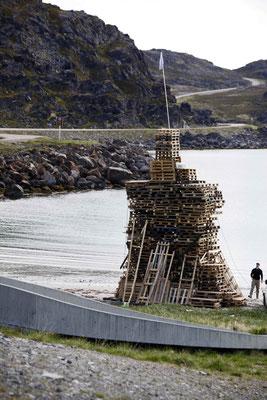 Achitektur der Norweger