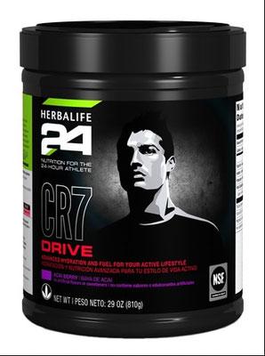 CR/ Drive Elektrolytgetränk für mehr Energie und Leistungssteigerung im Sport