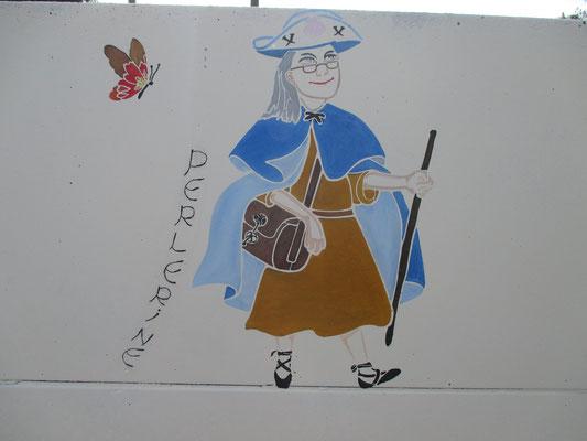 Mony, jeune pèlerine de 64 ans