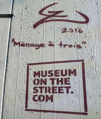 Museum on the Street: Menage à trois _ artikoo