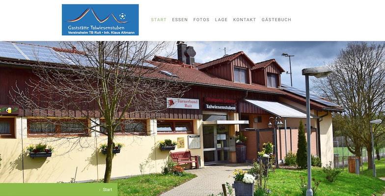 Gaststätte Talwiesenstuben in Ostfildern