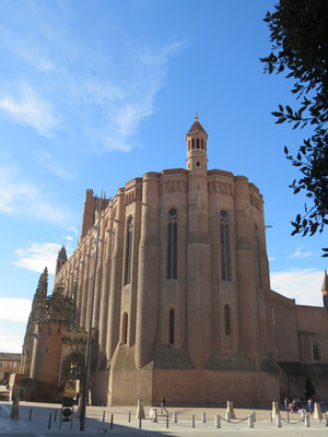 Visite d'Albi - WE La Bougeotte, printemps 2018 -