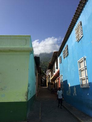 ラ・グアイラの街並み