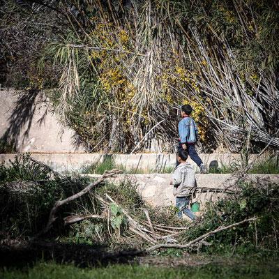 Rural Marokko