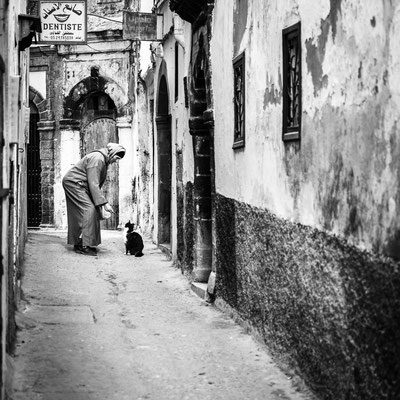 Dentiste - Essaouira street